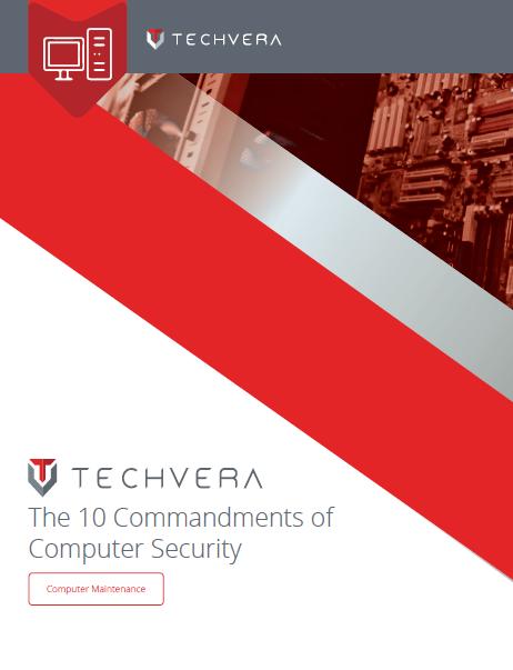 10 Commandments of Computer Security