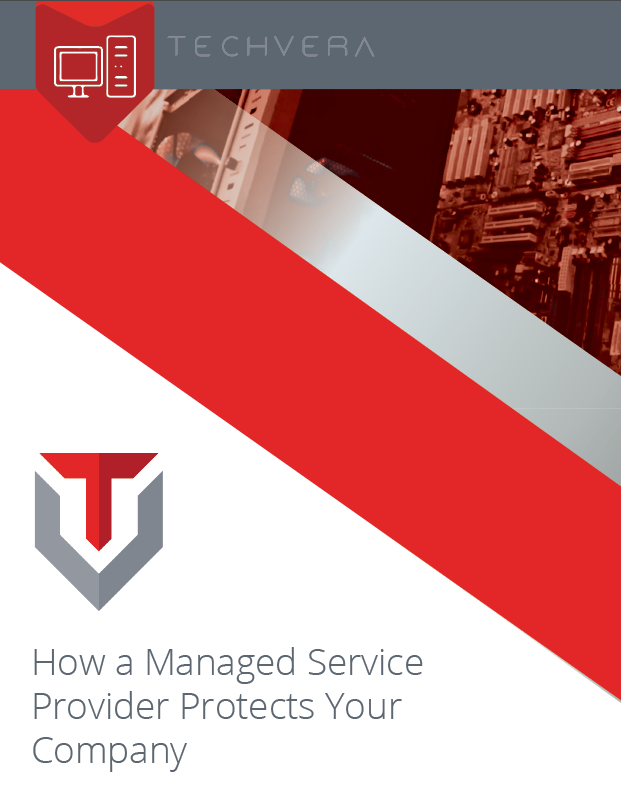 Managed Service Provider Protects Your Company